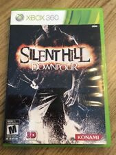 Silent Hill : Downpoor  - ( Xbox 360 ) Complete W/box & Manual !