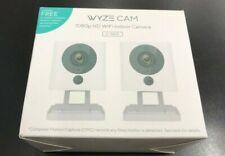 Wyze WYZEC2CMC Wireless Indoor Network Security Camera 2-PACK