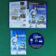 (PS2) LARGO WINCH EMPIRE UNDER THREAT (ITA 2000 PlayStation 2 + Manuale Libretto
