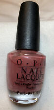 Opi Nail Lacquer, Black Label, Rare, Unopened, Silent Mauvie