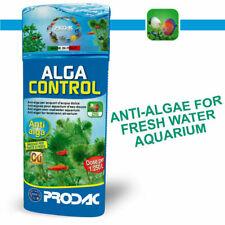 Antialghe Alghicida Acquario Alga Control Prodac 250 ml per 1.250 litri