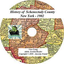 1902 History & Genealogy Schenectady County New York NY