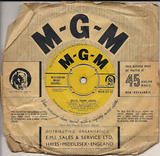 """Jane Powell,David Rose & His Orchestra Hello, Young Lovers UK 45 7"""" single"""
