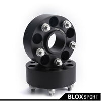 2Pairs (40mm+50mm) 5x114.3 CB66.1 For Nissan e-NV200, Elgrand, Fuga Wheel Spacer