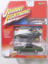 JOHNNY LIGHTNING 2016 MUSCLE CARS 1971 MERCURY MONTEGO #7 A LIMITED EDITION