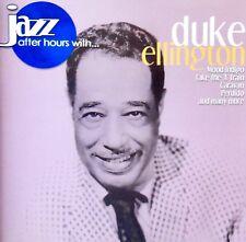 Jazz After Hours with Duke Ellington by Duke Ellington (CD)