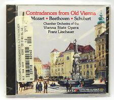 Contradances from Old Vienna / Franz Litschauer ~ New CD (1999, Vanguard (USA))