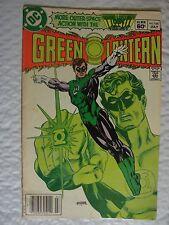 Green Lantern #166 1983 Dc Comics George Tuska Good Condition Glosssy Cover