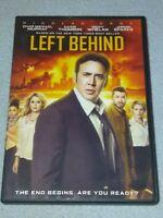 Left Behind (DVD, 2015)