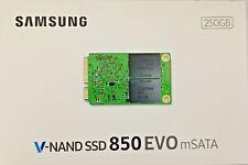 mSATA - 250GB Samsung 850 EVO 2-Inch Internal Solid State Drive