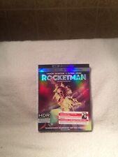 Rocketman (4K Ultra HD + Blu-ray + Digital, Bilingual)