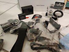 Action Kamera Vicure AC920 4k/60fps 20MP // mit Zubehörpaket