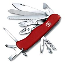 SWISS ARMY KNIFE - VICTORINOX WORKCHAMP RED - 0.9064 -