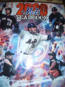 New York Mets 2000  Yearbook