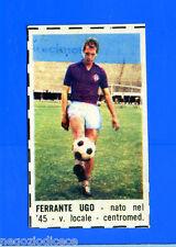 CORRIERE DEI PICCOLI 1966-67 - Figurina-Sticker - FERRANTE - FIORENTINA -New