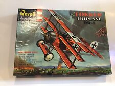 1957 REVELL FOKKER TRIPLANE DR-1, H-270-198, New in the box