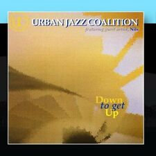 "Urban Jazz Coalition - ""Down To Get Up"" - Music CD, Free Shipping"