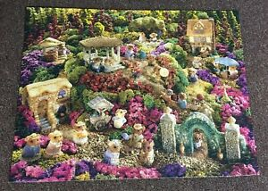 Springbok Welcome To Moustershire 500 Piece Puzzle 1993