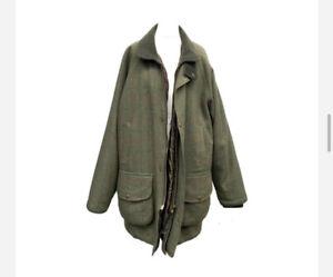 Chrysalis Tweed Shooting Jacket 'The Chiltern' Size XL RRP£695