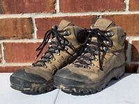 Montrail Torre Goretex Classic Green Leather Hiking Boots Women's Size 7 Shoes