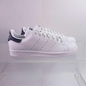 Size 11 Women's / 10 Men's adidas Originals Stan Smith Sneakers S81020 White