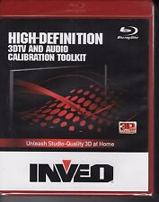 *NEW Inveo High-Definition 3DTV and Audio Calibration Toolkit - Blu-ray TECH3DTV