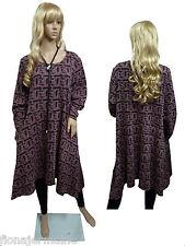 EG 46/48/50 Bella Blue exquisites Kleid Herbst- Winter-Kleid Altrosa/Schwarz