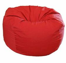 Pottery Barn Kids Beanbag Replacement Slipcover Anywhere Chair RED PBK NEW NWOT