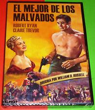 EL MEJOR DE LOS MALVADOS / BEST OF THE BADMEN English Español DVD R2 Precintada