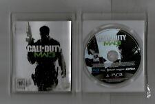 Call of Duty Modern Warfare 3 MW3 Sony PlayStation 3 2011 PS3