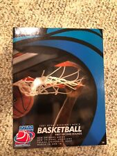 2007 NCAA Men's Basketball Tournament Program 1st and 2nd Round