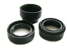 77mm 3in1 3-Stage Collapsible Rubber Lens Hood for Canon Nikon Pentax DSLR