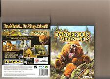 Cabela's peligrosa aventura Playstation 3 PS 3