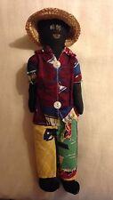 Jamaican Man- 1954- National Costume Doll- cloth