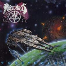 "Nocturnus ""Thresholds"" CD - NEW"