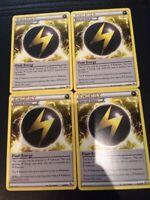Flash Energy x4 83/98 Near Mint - Ancient Origins Pokemon Card