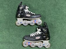 Mission XI Control Series E2 Inline Skates Size 9 Roller Blades Hockey