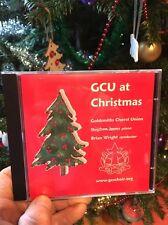 Goldsmiths Choral Union At Christmas CD 2009 Brian Wright Conducts Choir Carols