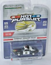 1977 Pontiac Lemans Enforcer Police Custom USA Greenlight HOT PURSUIT 1:64 NUOVO