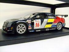 AutoArt 1/18 Cadillac CTS-V #16 SCCA World Challenge 2004 Winner Sebring