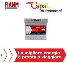BATTERIA AUTO FIAMM TITANIUM PRO 44Ah OPEL CLIO III 1.2 - 1.4 - 1.6 - 2.0 16V