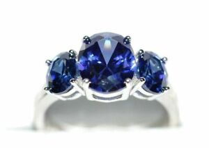 7.25 CARATE PREMIUM AAA TANZANITE COCKTAIL DINNER TRIBAL GYPSY 14K GOLD FILL  7.