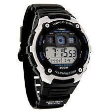 Casio ORIGINAL NEW AE2000W Mens 200M Water Resistant Watch AE-2000W AE-2000