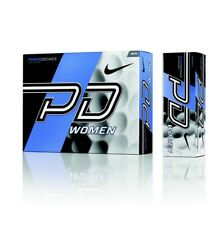 12 Nike Golf Power Distance PD9 Ladies Golf Ball