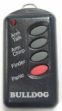 Bulldog Security 2846102640 keyless remote transmitter clicker starter control