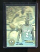1992-93 UD Award Winners  #AW5 Larry Johnson Charlotte Hornets Rookie Card