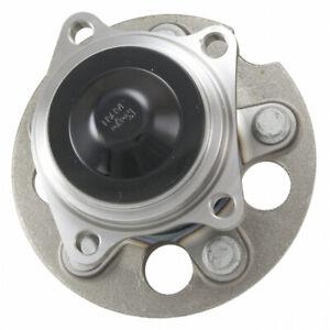 Wheel Bearing and Hub Assembly Rear Moog 512213 fits 96-03 Toyota RAV4
