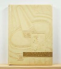 1946 Mount Carmel High School Yearbook - The Sibylline - Mt Carmel Illinois IL