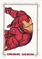 Rittenhouse Iron Man 1st Movie Kevin Graham Sketch Card