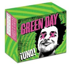 |2780884| Green Day - ?UNO! (Deluxe Edition + T-Shirt M) [CD] |New|